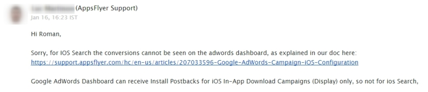 af-support-doesnt-see-install-from-ios-at-google-adwords-dashboard-search-network-for-blog